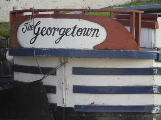The Georgetown Canal Boatt