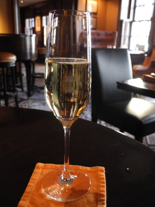Champagne at The Jefferson