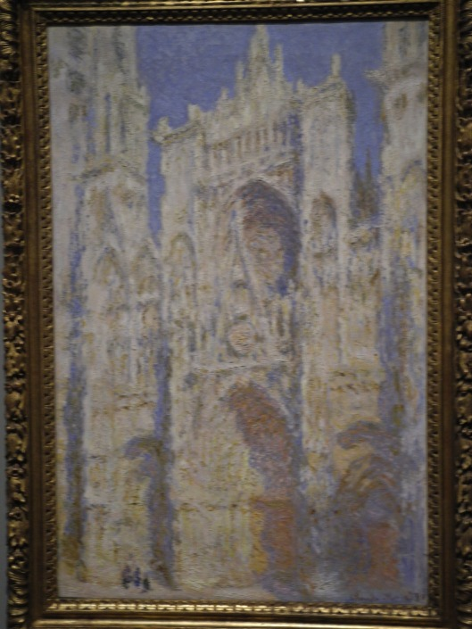 Monet Cathedral